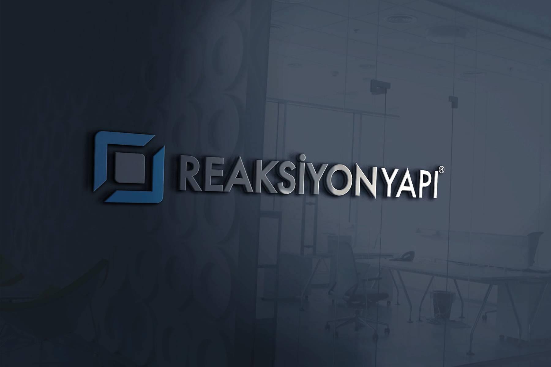 reaksiyon-3d-logo